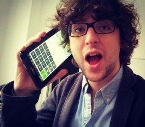 Звоним с планшета