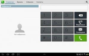 Программы для звонков с планшета