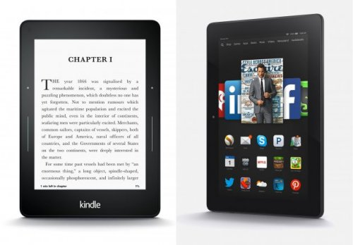 Reader vs Tablet