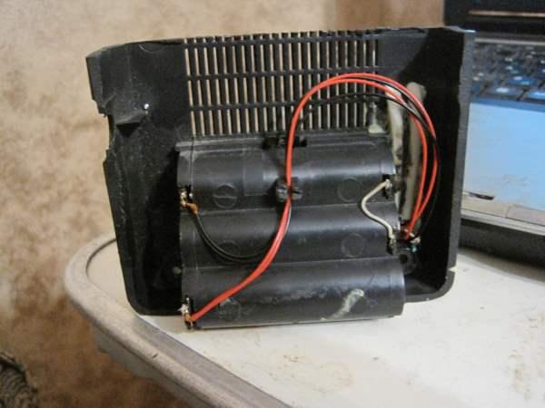 Сделать внешний аккумулятор
